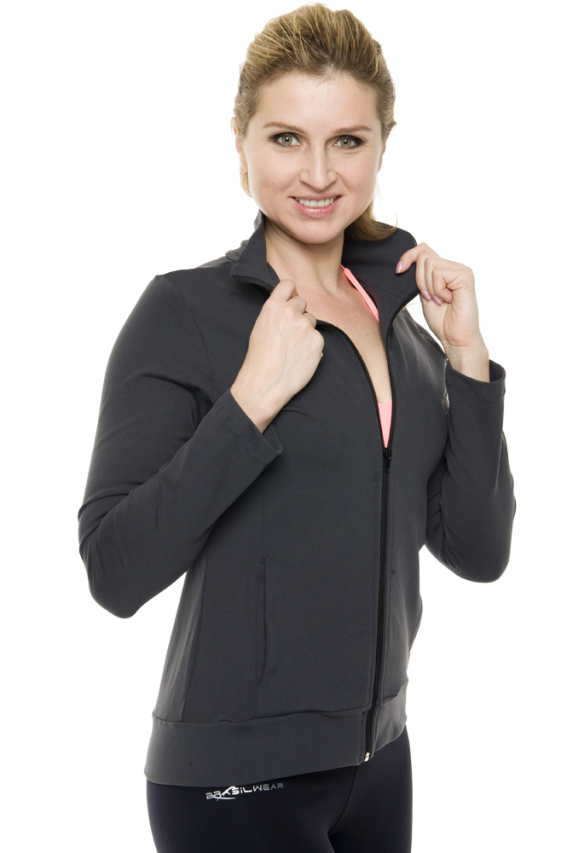 Supplex Jacket [Grey] BW30047