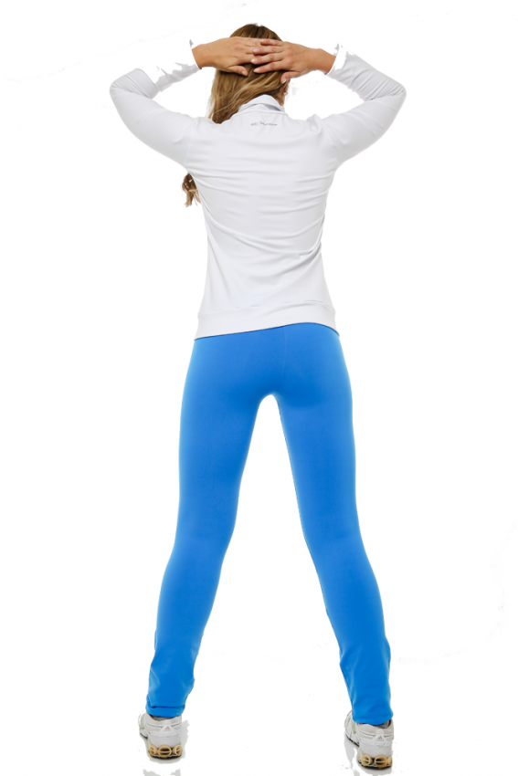 Skinny Long Pants [Blue] BW13698