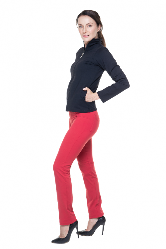 Jeans Supplex [RED] BW13887